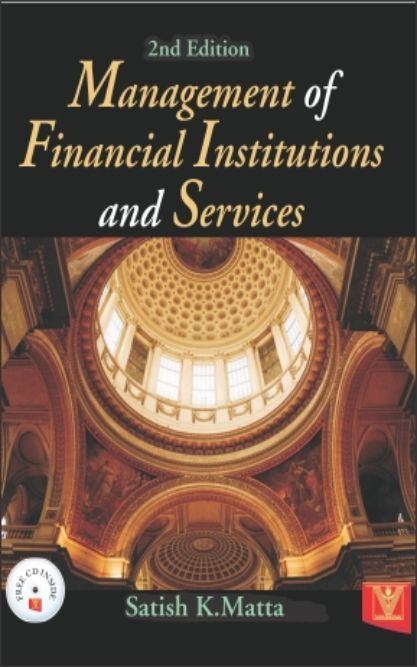 Management of Financial Institutions and  Services